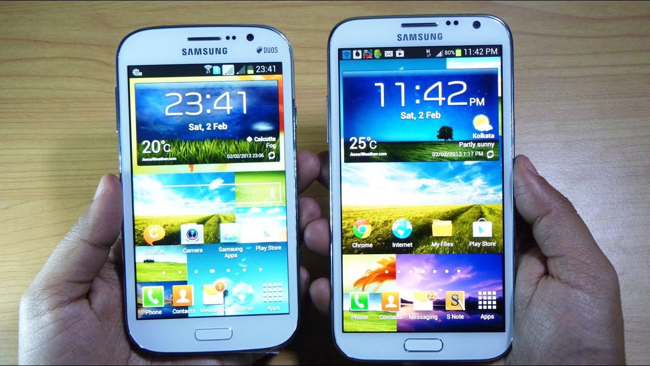 Harga Samsung Galaxy Grand Prime Vs Samsung Galaxy Grand 2