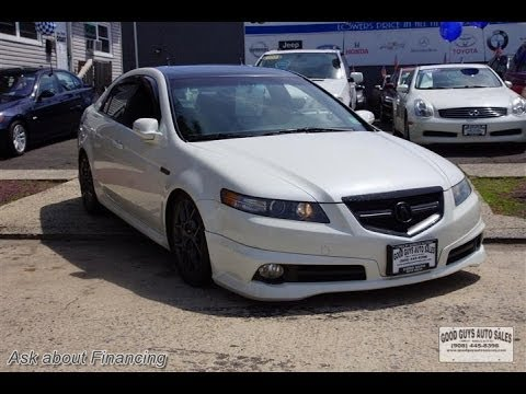 2007 Acura Tl 3 5 Type S Acura Types Acuratl Youtube