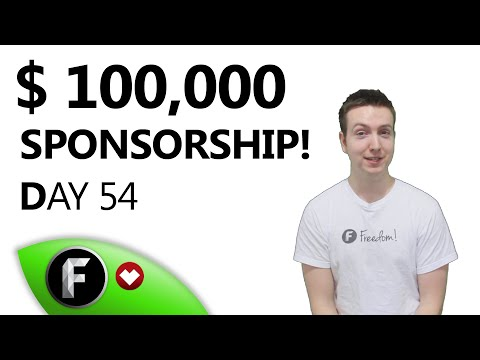 ★ $100k Day 54 winner - YouTube takes Manhattan!