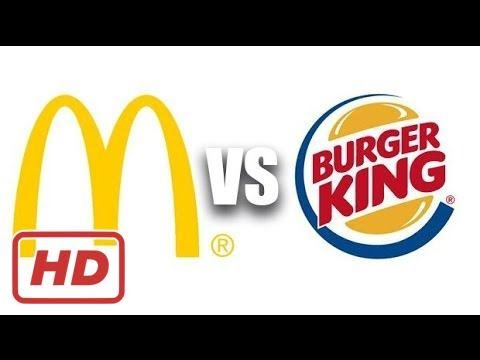McDonald's vs. Burgerking - Das Duell der Fastfood-Giganten (Aktuelle Doku)