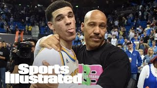 Does Sad Story Behind Lonzo Ball's Mom Change Opinions Of LaVar Ball? | SI NOW | Sports Illustrated