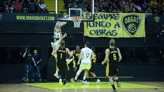 Obras Basket vs Atenas (16-03-2019)