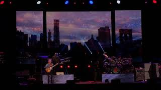 Yes performs 'America' live at the Hard Rock Cafe Atlantic City June 15 2019