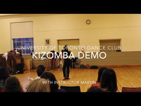 [UTDC] Kizomba Demo w/ Martin & Christina