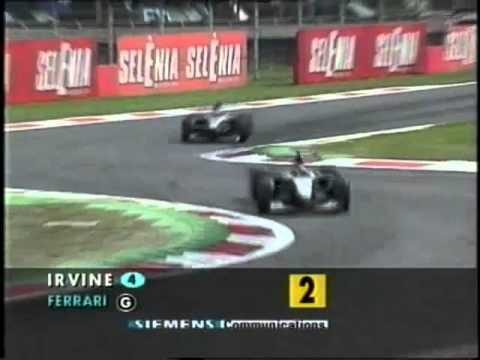 1998 Italian Grand Prix: Hakkinen spins + race end