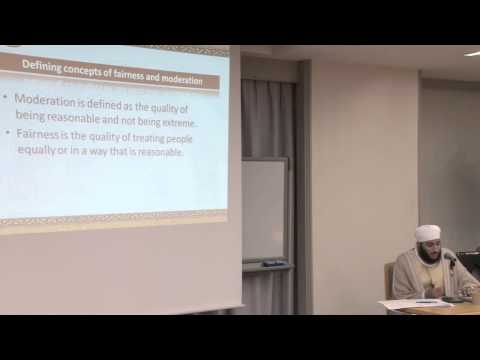 "Kahlan Nabhan Al-Kharusi ""The Effort of Muslim Scholars in Oman in the Deployment of Moderation"""