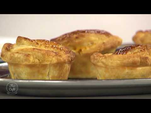 Mike Cooks Up A Kiwi Classic: Mince And Cheese Pies