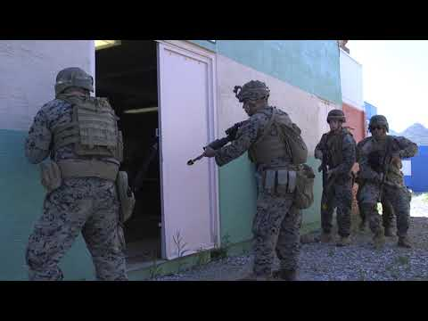 US Marines conduct Counter Intelligence Operations