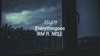 RM | mono. Everythingoes (지나가) ft. NELL [English translation]