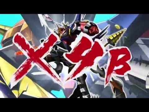 Digimon Xros Wars - X4B THE GUARDIAN