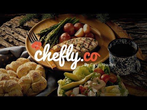 Chefly, La startup que busca quitarnos el hambre con estilo