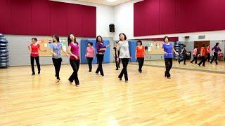 Guilty As Hell - Line Dance (Dance & Teach in English & 中文)