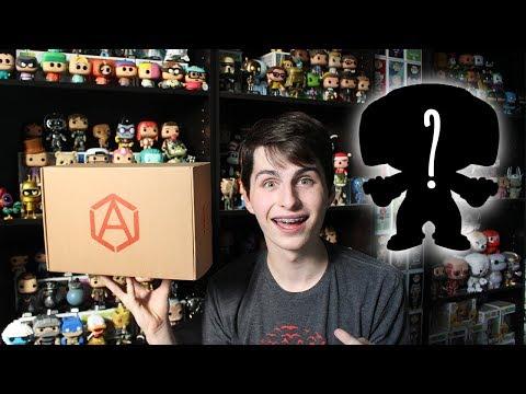 September A Box Unboxing Horror | Rare Pop Inside!