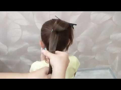5 КРАСИВЫХ ПРИЧЕСОК НА НОВЫЙ ГОД / 5 Beautiful Hairstyle For Christmas