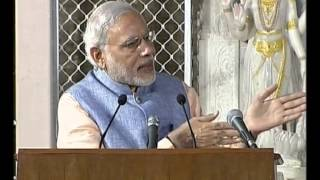 PM Modi speaks at Datta Peetham in Mysuru