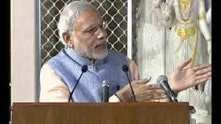PM Modi speaks at Datta Peetham in Mysuru