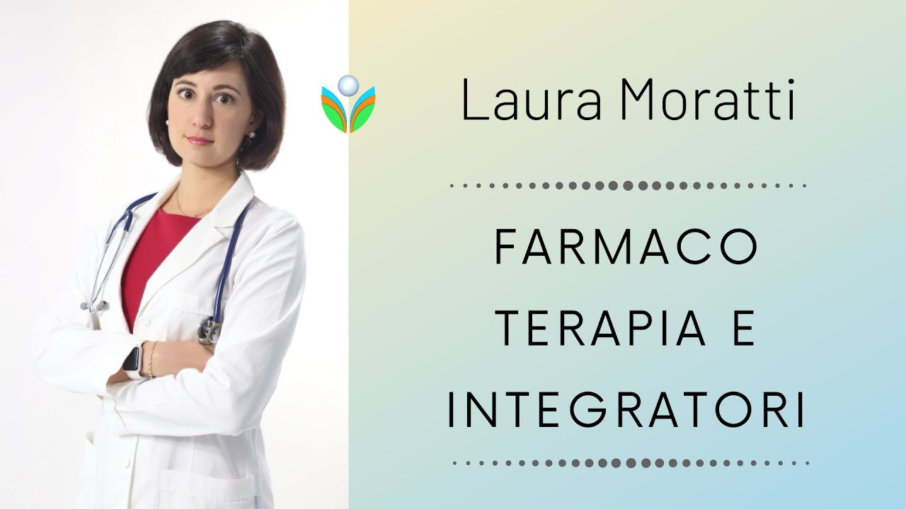 VIDEO: Farmaco terapia e integratori