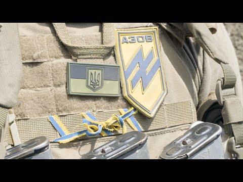 AZOV - On the front lines with Ukraine's elite infantry