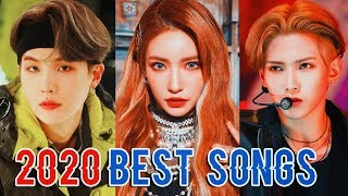 BEST KPOP SONGS OF 2020 - KPOP RANKING!!!