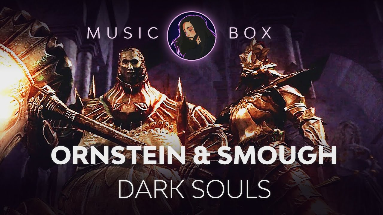 Christmas Souls - Dark Souls OST Ornstein & Smough Theme Music Box ...