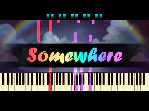 Somewhere Over the Rainbow  PIANO