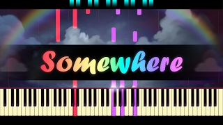 (Somewhere) Over the Rainbow // PIANO