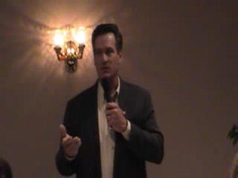 Larry Rhoden District 29 DIA Forum Part 1