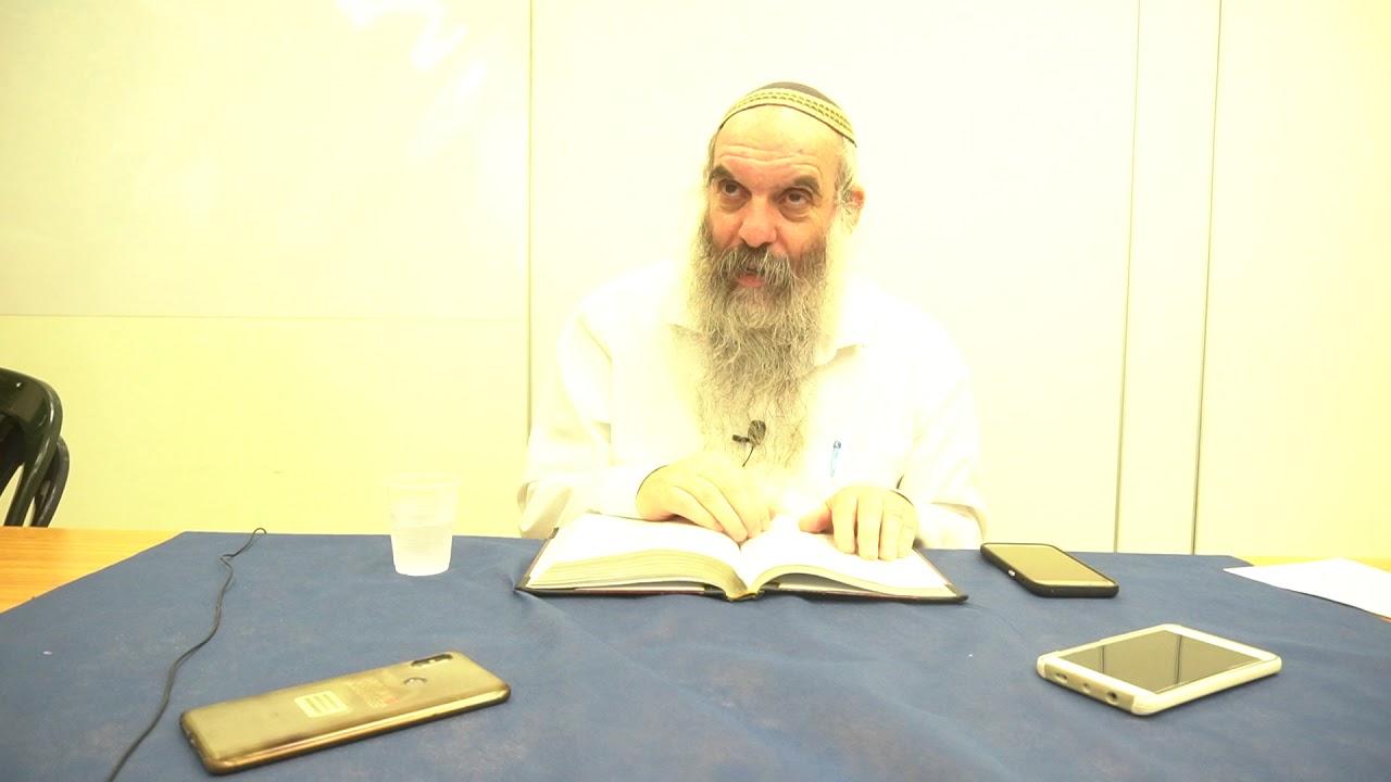 ברית שלום - שפת אמת לפרשת פנחס - הרב יהושע שפירא