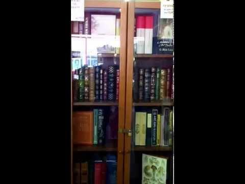 CASABLANCA BOOKSHOP 22 minutes Virtual Tour