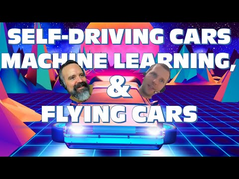 Tanzu Talk: Flying cars, machine learning, and self-driving cars