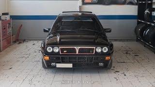 Lancia Delta HF Integrale – Walkaround & Cold Start (ENG SUBS)