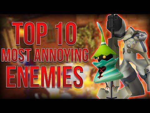 Kingdom Hearts - Top 10 Most Annoying Enemies
