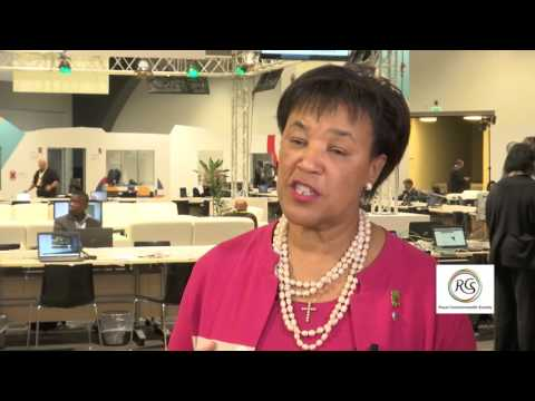CHOGM 2015 -  Full Interview with Baroness Scotland