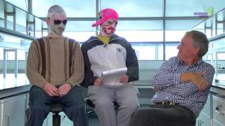 Rubberbandits guide to Chemistry featuring Louis Walsh.