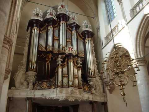 Georg Friedrich Händel  Organ Concerto Opus IV No 4