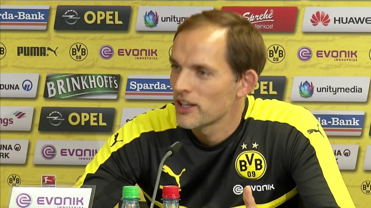 Pressekonferenz: Thomas Tuchel vor dem 5. Spieltag | BVB - SC Freiburg