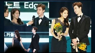Video Lee Jong Suk Said That Someday He and Park Shin Hye Will Be Together download MP3, 3GP, MP4, WEBM, AVI, FLV Maret 2018