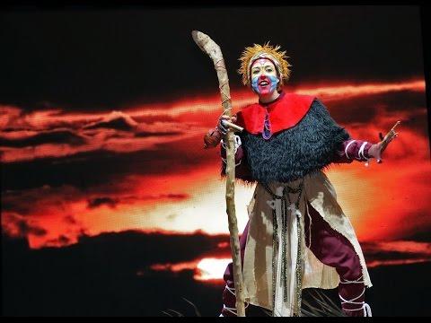 "Animacion - Musical - Starfriends - Fuerteventura Iberostar Palace "" THE LION KING Mai 2017 Teil 1"