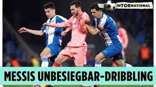 Messi mit Unbesiegbar-Dribbling im Derby | InTORnational