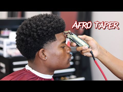 barber-tutorial:-afro-taper-|-curl-sponge-with-side-part