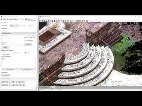 Carlson Point Cloud Basic | Virtual Surveying