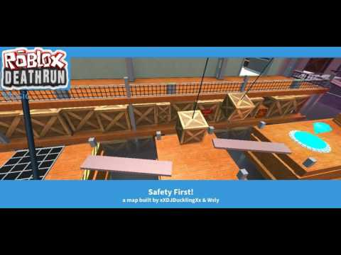 Safety First - Roblox Deathrun Music/Soundtrack