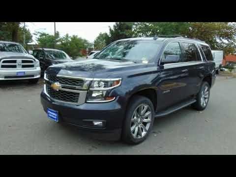 New 2019 Chevrolet Tahoe Manassas VA Chantilly, MD #TKR154327 - SOLD