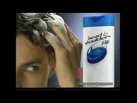 Реклама Head & Shoulders 2003 Казахстан