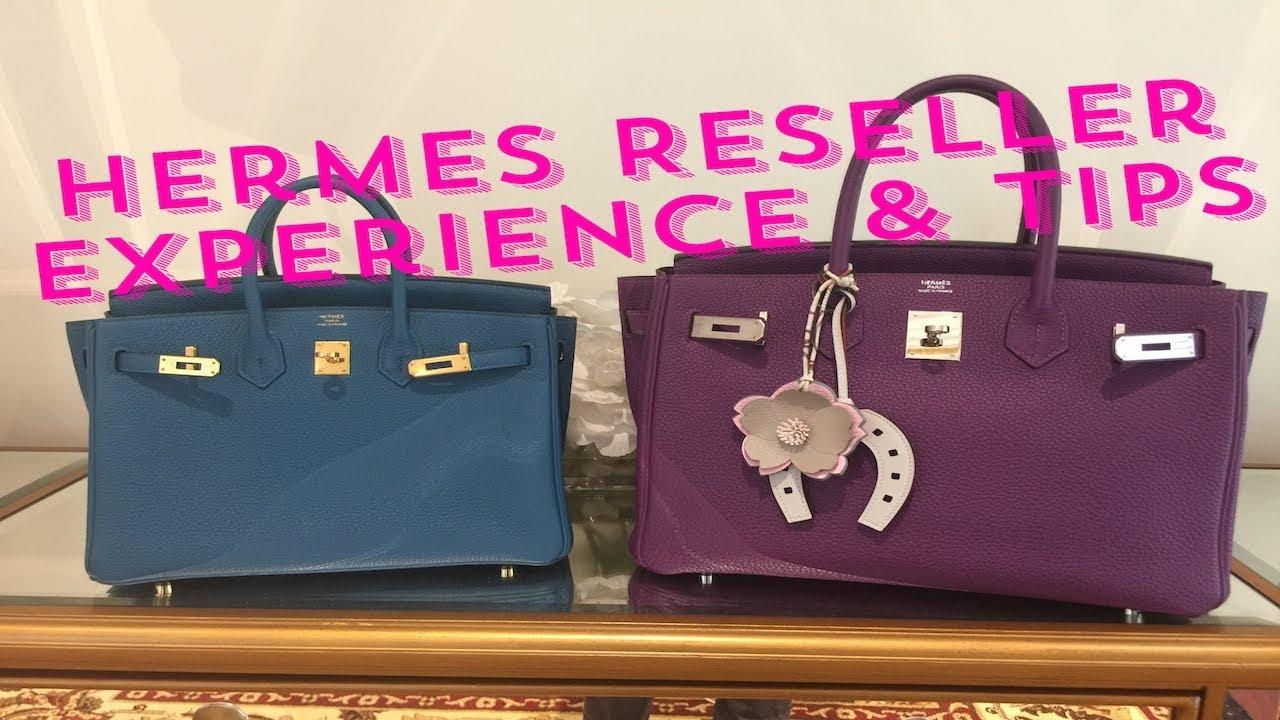 Hermes Reseller Experience   Tips! (Re-Uploaded) - YouTube c74120f43e2c2