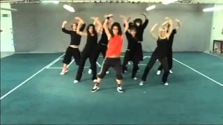 Video   Complete Thriller Dance Choreographed by Chloe Bell.