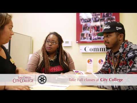 Take Fall classes at City College