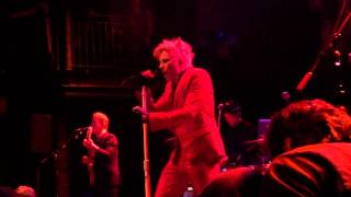 Patrick Stump Ghostbusters, Spotlight (new Regrets) & Porcelain 9:30 Club Halloween 2011