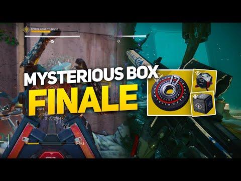 Mysterious Box Quest FINALE - Siviks Boss Fight & Izanagi's Burden (Destiny 2) thumbnail