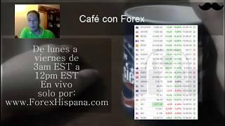 Forex con Café del 7 de Noviembre del 2017